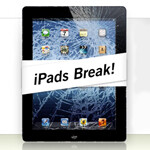 New iPad doesn't fare any better in drop test than the old iPad