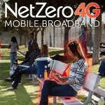 NetZero makes a comeback as a  mobile 4G network provider