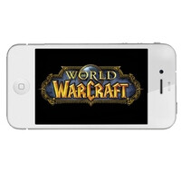 World of Warcraft for iPhone needs an interface before materializing