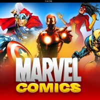 Comics are now iPad Retina display ready