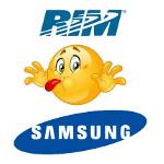 Samsung, RIM both sued for violating patent on emoticons