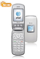AT&T offers the simple Pantech Breeze