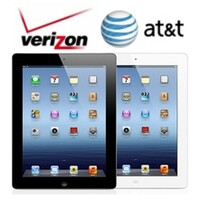 Are you happy with the 4G LTE service on your new iPad?