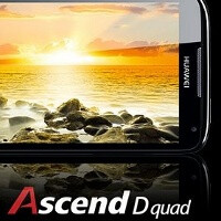 Huawei Ascend D quad release date slips to July, goes into mass production only in June