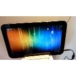 "13.3"" Toshiba AT330 tablet caught on camera at Toshiba World 2012"