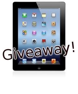 Giveaway: Apple's new iPad