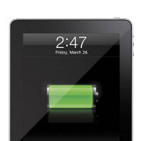 iPad charges fully an hour after the battery indicator shows 100%