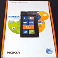 AT&T Nokia Lumia 900 unboxing and OS tour videos surface