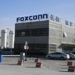 Did Foxconn receive orders for the Apple iPhone 5?