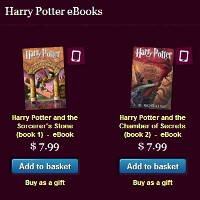 Harry Potter eBooks finally official for your mobile device