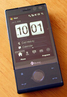 Hands-on with the HTC Touch Diamond