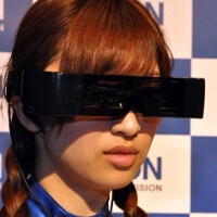 Epson Moverio BT-100 glasses come from the future: see-through glasses powered by Android, now available