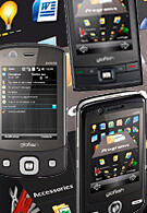 Eten announced three new Glofiish phones