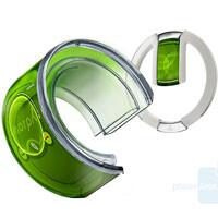 Nokia seeks patent on Morph concept phone