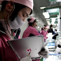 Foxconn slashes overtime to 36 hours a month after Apple's FLA report, workers not happy about it