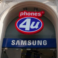 Samsung opens a retail store inside Phones 4U