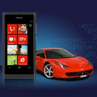 Microsoft giving away Nokia Lumia 800 smartphones and a Ferrari for a weekend to new MVA students
