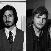 Ashton Kutcher will play Steve Jobs in an upcoming movie