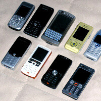 The history of Sony Ericsson in phones: from the first color screen to the K series, the Golden Age