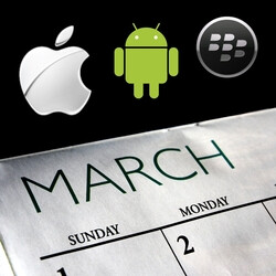 Monthly roundup: March 2012