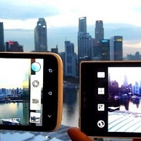 Sony Xperia S beats the HTC One X in a sleep-to-snap camera speed contest (video)