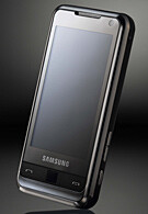 Samsung announced the OMNIA touch smartphone