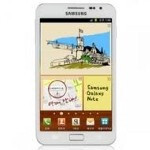 White Samsung GALAXY Note LTE gets released today by Telus, April 10th by Bell