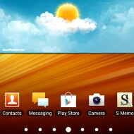 Ice Cream Sandwich melts and leaks for the Samsung Galaxy Note