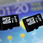 Samsung's new mobile-centric UHS-1 16GB microSD cards offer more speed