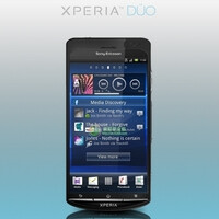 Sony applies for Xperia Duo trademark