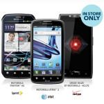 Get $50 off selected Motorola handsets with a trade-in at Best Buy