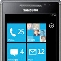 2012 bringing 3 Windows Phone handsets from Samsung