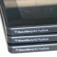 RIM BlackBerry PlayBook 4G leaks out: looks the same, but with BBM