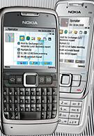 Nokia E71 and E66 finally official