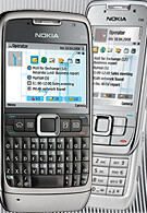 Nokia E71 and E66 finally official