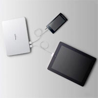 Panasonic to launch high-capacity USB Mobile Power Supplies