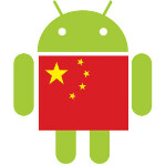 Android makes up nearly 70% of mobile market in China