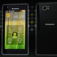Intel-based Lenovo K800 release date pegged for next month