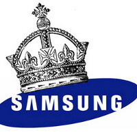 Samsung is now probably the world's biggest phone maker, beating stumbling Nokia in Q1