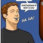 A bit more humor on Facebook's purchase of Instagram