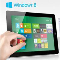 Run Win8 Metro Testbed on iPad with Splashtop