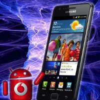 ICS update finally makes its way to Vodafone's version of the Samsung Galaxy S II