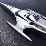 $23.9 million luxury yacht, the Adastra, can be controlled with an iPad