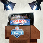 Verizon's NFL app brings you draft-week excitement