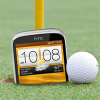 HTC Golf / Wildfire C: Leaked Press Shot