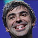 When Google CEO Larry Page is excited, it means Google had a great quarter