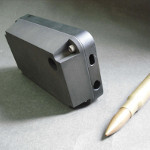 Apple iPhone 4 case can stop a 50 caliber slug from putting a hole in your phone