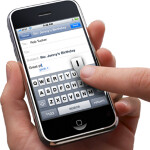 Last year, Canadians sent 2500 text messages each second