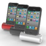 LIL KIKR speaker dock for the iPhone brings one sleek industrial design to the table