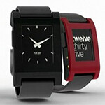 Pebble smartwatch project raises $3 million on Kickstarter, get yours while it's hot